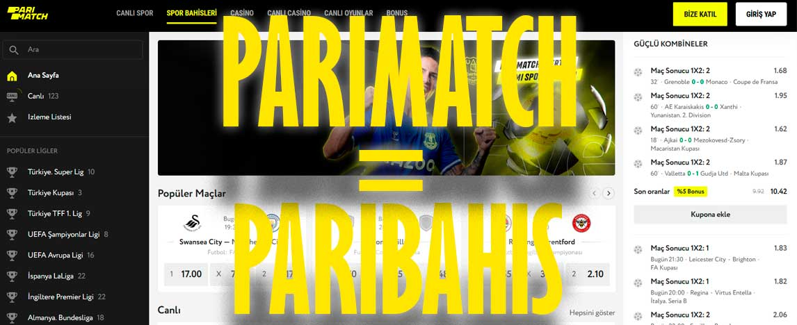 Parimatch-main